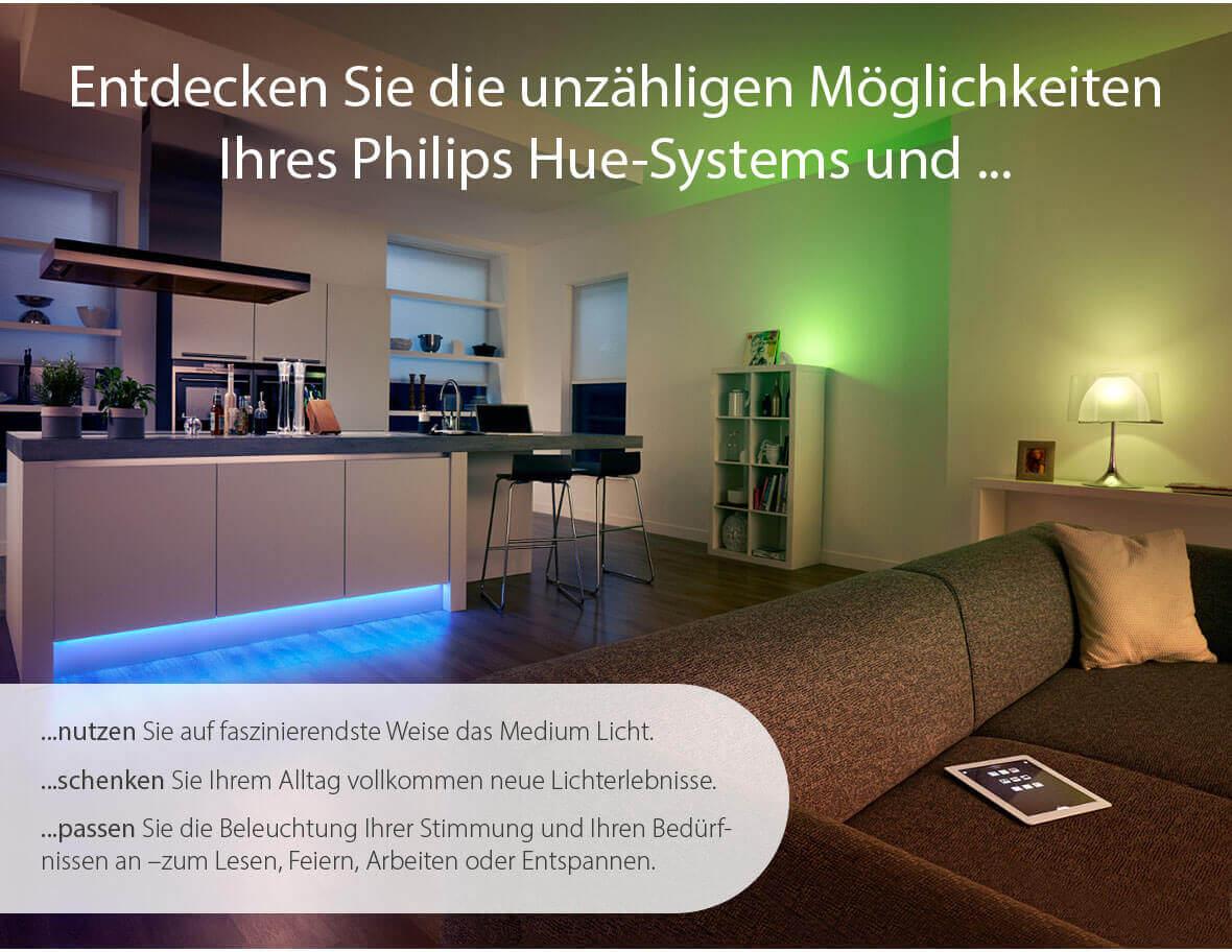 Vorteile Philips Hue