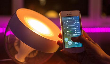 Smart-Home über Appsteuerung