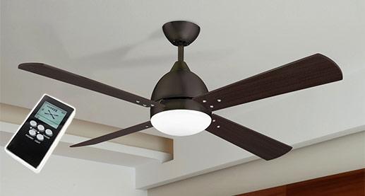 Ventilatoren mit Fernbedienung