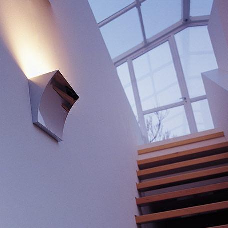 FLOS Pochette - LED-Wandlampe, direkt/indirekt