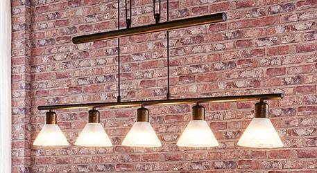 Höhenverstellbare LED-Pendellampe Eleasa, easydim