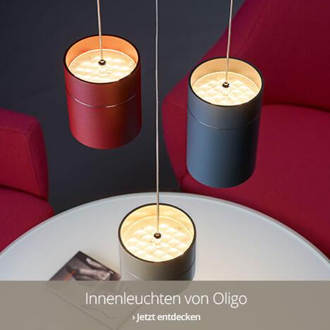 Wohnraumleuchten von OLIGO entdecken
