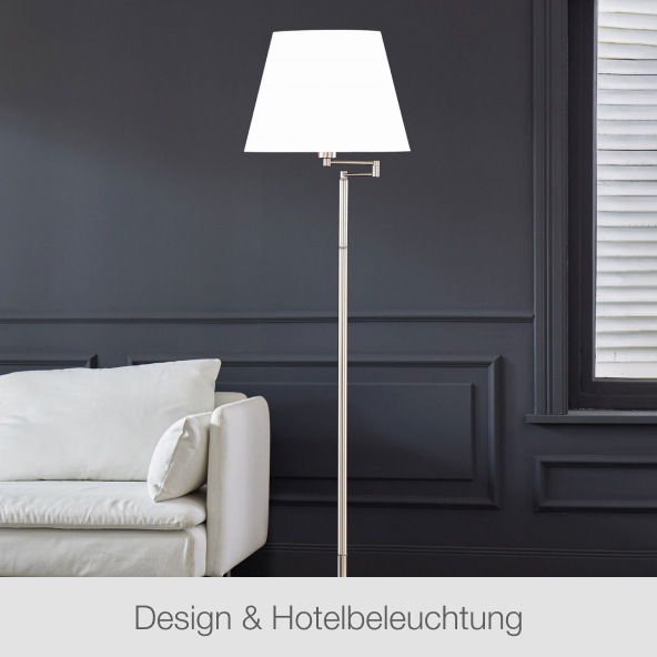 Design- & Hotelbeleuchtung