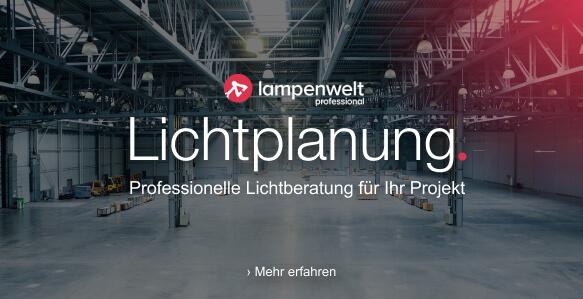 Professionelle Lichtplanung für Ihr Projekt