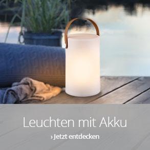 Akku-Leuchten