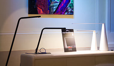 Dimmbare LED-Schreibtischlampe Colibri