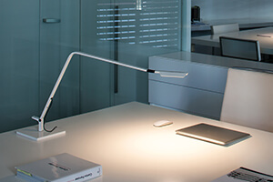 Dimmbare LED-Tischleuchte Flex