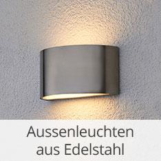 Aussenleuchten aus Edelstahl von Albert Leuchten