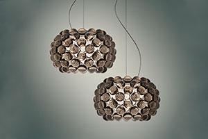 Foscarini Caboche Plus piccola LED-Hängelampe