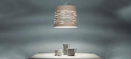 Foscarini Tress grande LED-Hängeleuchte