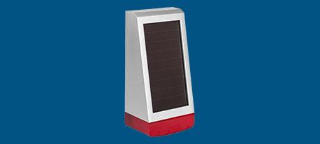 Solar-Alarmsirene