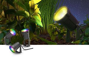 Innr LED-Aussenstrahler Smart Outdoor