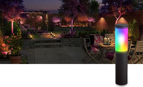 Innr LED-Erdspiesslampe Smart Outdoor
