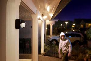 Verbesserung der Haussicherheit