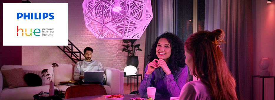 Philips Hue im Shop