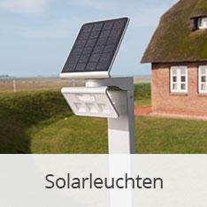 Solarleuchten von Steinel