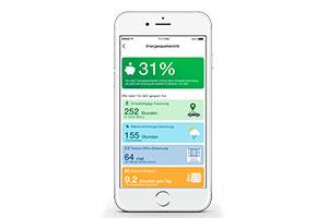 tado° App-Screens