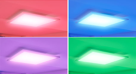 RGB Farbwechsel LED-Panel