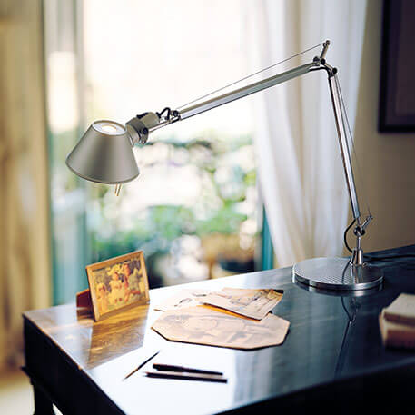 Artemide Tolomeo Table klassische LED-Tischleuchte