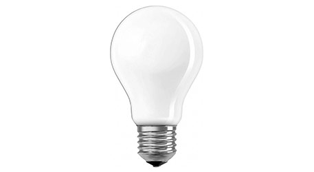 LED-Lampe E27 7,5W, universalweiss, 806 Lumen