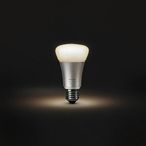 Philips Hue E27 Lampe White+Color Ambiance 10W