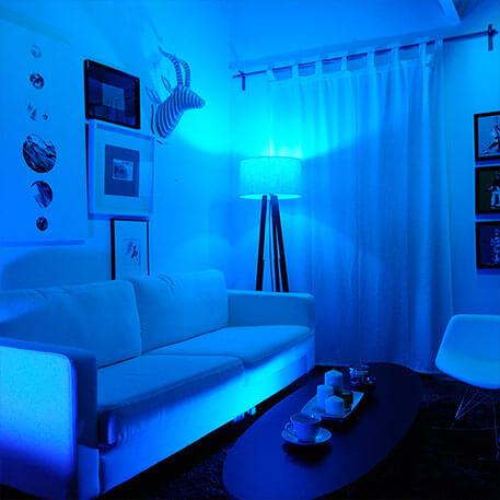 E14 Leuchtmittel mit Farbwechsel