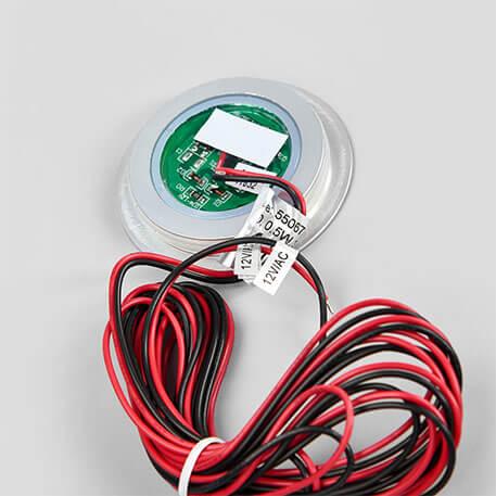 SLV LED Slim Light Einbauleuchte IP67 3.000K