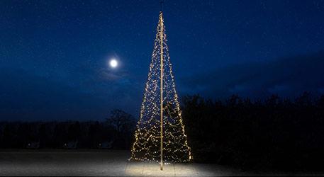 Fairybell® Weihnachtsbaum, 10 m, 2000 LEDs
