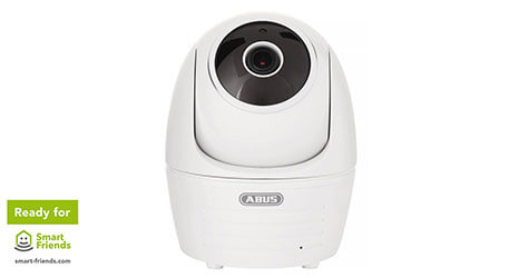 ABUS Smart Security World WLAN Full-HD Innenkamera
