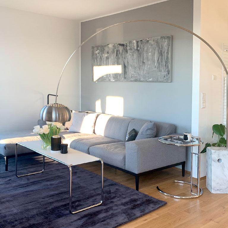Designer-Bogenleuchte Arco von FLOS