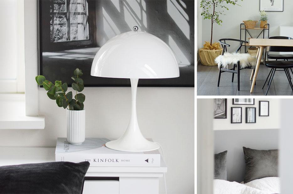 Designer-Tischleuchte Panthella von Louis Poulsen
