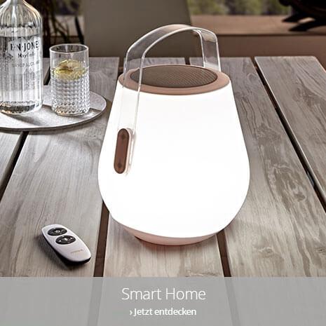 Smart Home Aussenleuchten