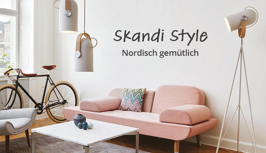 Skandi Style - Nordisch gemütlich