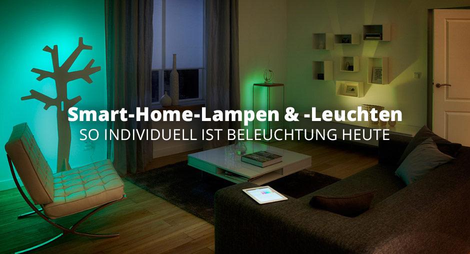 Smart-Home-Lampen & Leuchten